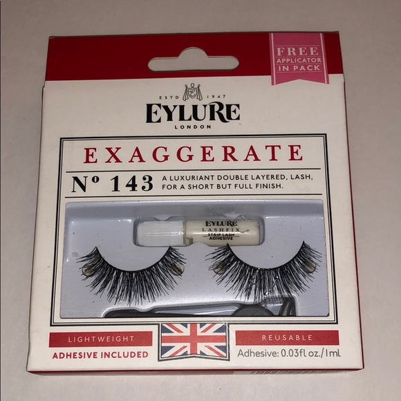 9f0887b0cf1 eylure Makeup   Exaggerate Lashes In 143   Poshmark